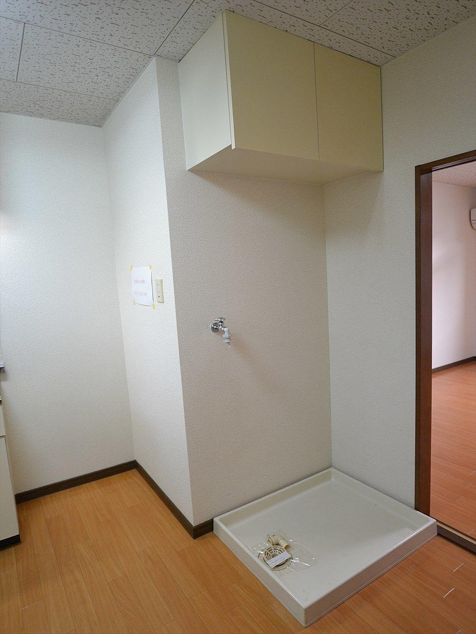 室内洗濯機置場(全体)