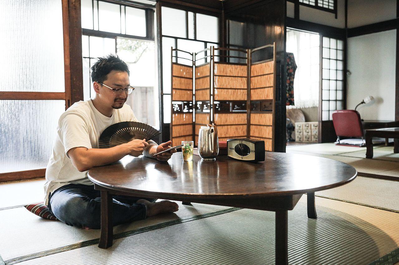 増加する東広島市の外国人居住者