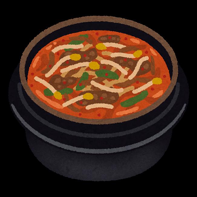 カルビ丼とスン豆腐専門店♪