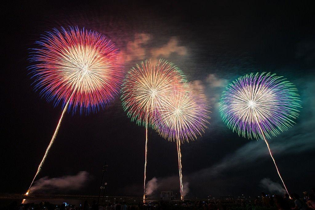 東広島花火大会