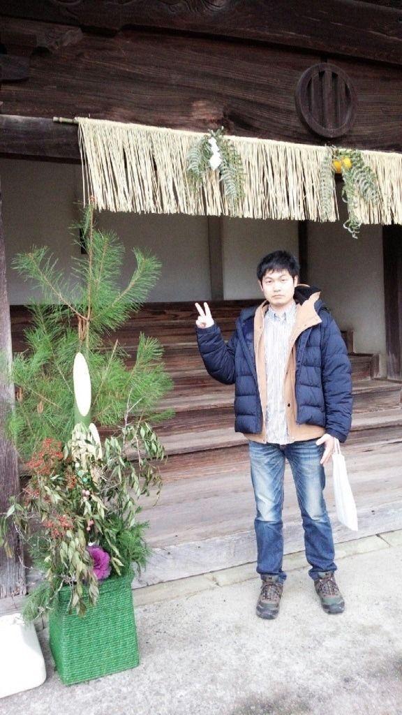 愛媛県の宇和島城にて撮影